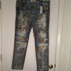 NWT Golden Denim The Dorado Jeans